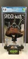 SPIDER-MAN NOIR #1 CGC 9.8 1ST FULL APPEARANCE MARVEL COMICS 2009 WHITE PAGES