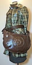 Genuine Belstaff Leather Moon Shoulder Bag NWT Purse