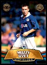 Topps Premier Gold 2002 - Leicester City Muzzy Izzet - LC2