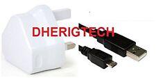 Cargador De Pared \ fuente de alimentación y USB Cable Para TX1 Tablet Android TV Box