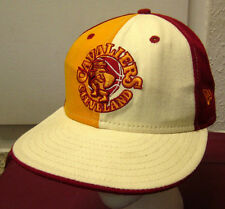 CLEVELAND CAVALIERS fitted cap CAVS basketball Hardwood Classics size 7 1/8