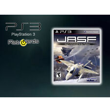 Gioco Sony PS3 - NUOVO - JASF Jane's Advanced Strike Fighters BLES-00997
