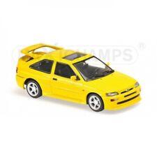 Maxichamps 1992 Ford ESCORT Cosworth - Yellow 1 43