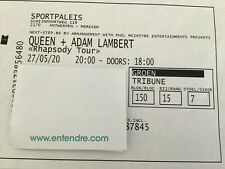 QUEEN+ADAM LAMBERT RHAPSODY TOUR