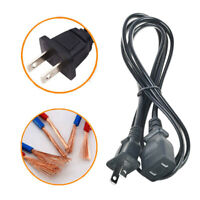 OmiLik 5ft US Male-Female USA Saver Extension Power 2 Outlets AC Cord Cable 250V