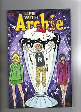 LIFE WITH ARCHIE #36 MICHAEL ALLRED VARIANT COVER - PAT & TIM KENNEDY ART - 2014