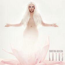 CHRISTINA AGUILERA - LOTUS CD (2012)