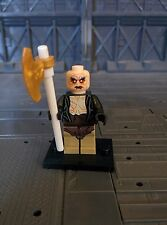 Lego custom Barbarian The Hobbit Lord of The rings Señor los Anillos