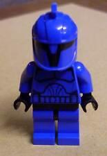 Lego Star Wars Senate Commando Figur Kommando blau Figuren Neu