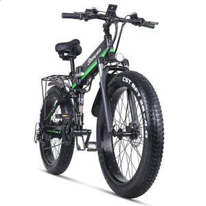 Electric Bike 25% Off 1000W Mountain Bike Snow Bikes Folding E-Bikes MTB Bicycle
