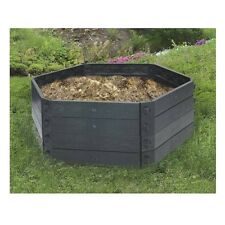 Komposter Schnellkomposter SK 550Liter Pflanzkasten KHW Kompostbehälter Hochbeet