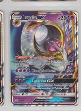 Lunala GX - SM17 - from Legends of Alola Tin promo Pokemon TCG Promo Hologram