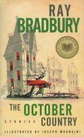 October Country, Paperback by Bradbury, Ray; Mugnaini, Joe (ILT), Like New Us...