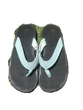 Women's Olukai Wehi Ohana Thong Sandal Sz 10