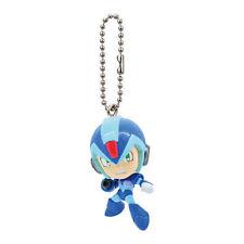 Bandai Mega Man Rockman X Swing Key Chain Mascot Keychain Figure Rockman X