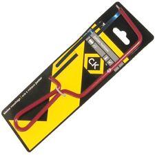 CK Junior Hacksaw Metal Cutting Saw Mini With 2 Blades T0834 C.K - FREE P+P