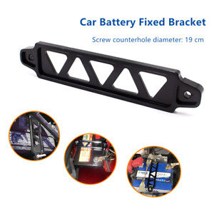 Battery Clamp Car Battery Fixed Bracket Retaining Hold Bolt Tie Buckle Universal