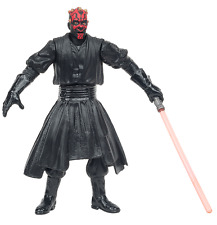 STAR Wars il potere dei Jedi DUELLO finale Darth Maul Action Figure