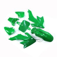 Green Fairing Plastic Body Kit For SSR Honda CRF50 XR50 Dirt Pit Bike 50cc-160cc