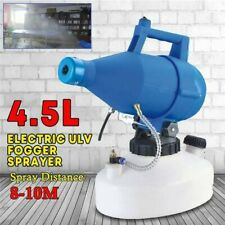 ELECTRIC ULV COLD FOGGER - Disinfectant and sanitation sprayer BEST ULV machine