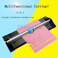 A3 A4 Multifunctional Paper Photo Cutting Cut Cutter Guillotine Ruler Trimmer