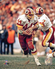 John Riggins Joe Theismann Washington Redskins LICENSED 8x10 Photo