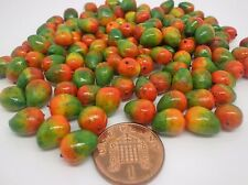 10 x Mangoes Dolls House Miniature Fruit