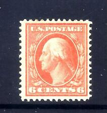 US Stamps - #379 - MH - 6 cent Washington Issue - CV $37