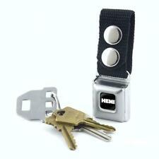 Key Chain Seat Belt Buckle Hemi HEA