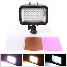 40m 131ft Underwater Waterproof 60-LED Video Light for GoPro Hero 4 DSLR Camera