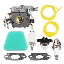 Carburetor For Poulan 1950 2050 2150 2375 Walbro WT-89 WT-324 WT-391 Fuel Filter