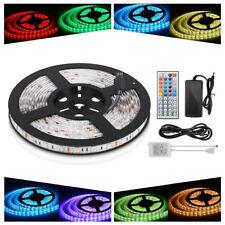 24V 5M 10M LED Strip Streifen Band 60 LEDs/m Leiste Stripe Lichterkette Netzteil