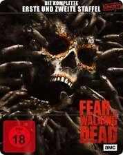 Fear the Walking Dead - 1 & 2 - Uncut/Steelbook [Blu-ray][Limit(FSK 18/NEU/OVP)