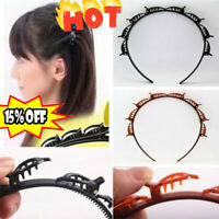 1/2PCS Double Bangs Hairstyle Hairpin Hair Accessories BEST TOOL