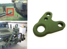 Tow Bar Heavy Duty Lunette Ring Hitch Coupler 45T Humvee
