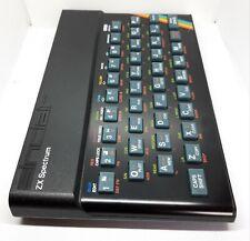 Sinclair ZX Spectrum 48k Gummitasten, Neuteile, Kabeln, Startklar. Anleitung