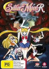 Sailor Moon R: The Movie - Mamoru NEW R4 DVD