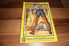 Erdball Westmann Romane # 433 -- JIMMY u. d. SPANISH-BEND-RANCH // Axel Berger