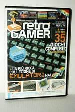 GAME REPUBLIC RETRO GAMER 35 GIOCHI COMPLETI USATO PC CD ROM VER ITA GD1 47446