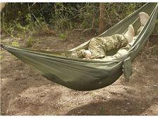 Snugpak Tropical Hammock Military Bushcraft Camping Olive Green NEW