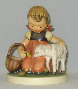 "Hummel Figurine ""FAVORITE PET"" Hum 361 Trademark 6 / NO Box"