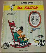 Lucky Luke -7- / Ma Dalton / EO 1971 /  BE