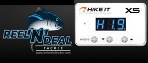 HIKEit X5 i Throttle Controller Performance Drive Mitsubishi Triton MQ MR(15-On)