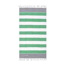 Large Beach Towel | 100% Turkish Cotton Absorbent Lightweight Quick Dry Towel