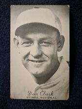 1923-24 Exhibits Dan Clark BOSTON RED SOX