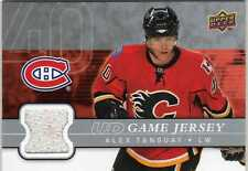 ALEX TANGUAY 08/09 Upper Deck UD Game Jersey GJ-AT Hockey Card Insert