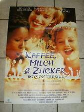 Affiche de Film / Poster Café Lait & Sucre