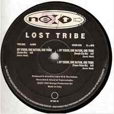 """12"""" MIX LOST TRIBE MY VISION, ONE NATION, ONE TRIBE GDL"""