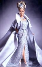 1998 CRYSTAL JUBILEE BARBIE Limited Edition 40th Ann