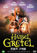 Hansel and Gretel - Delta Burke Howie Mandel Dakota Fanning (NEW) RARE Cult DVD